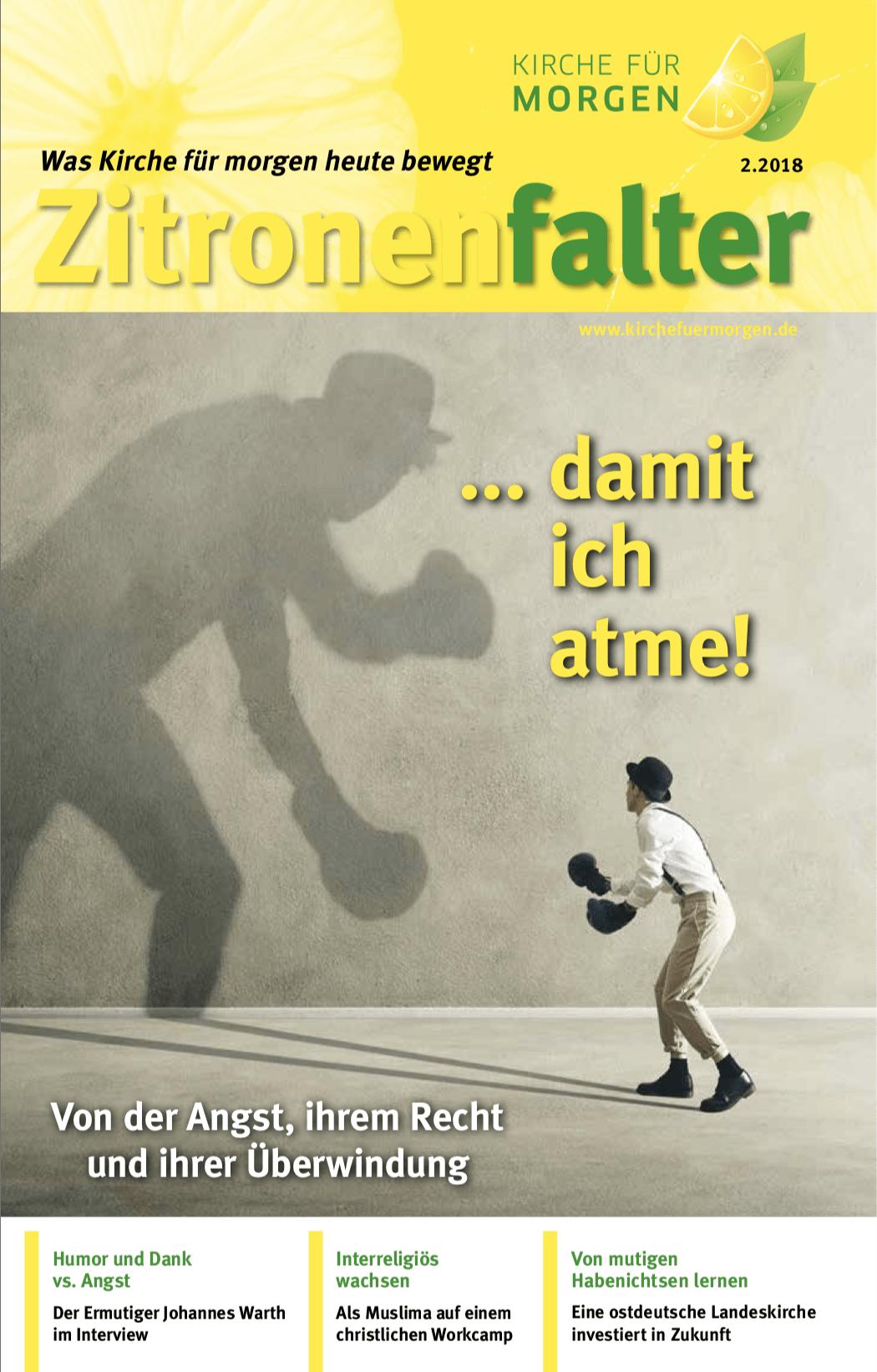 Zitronenfalter 02/2018