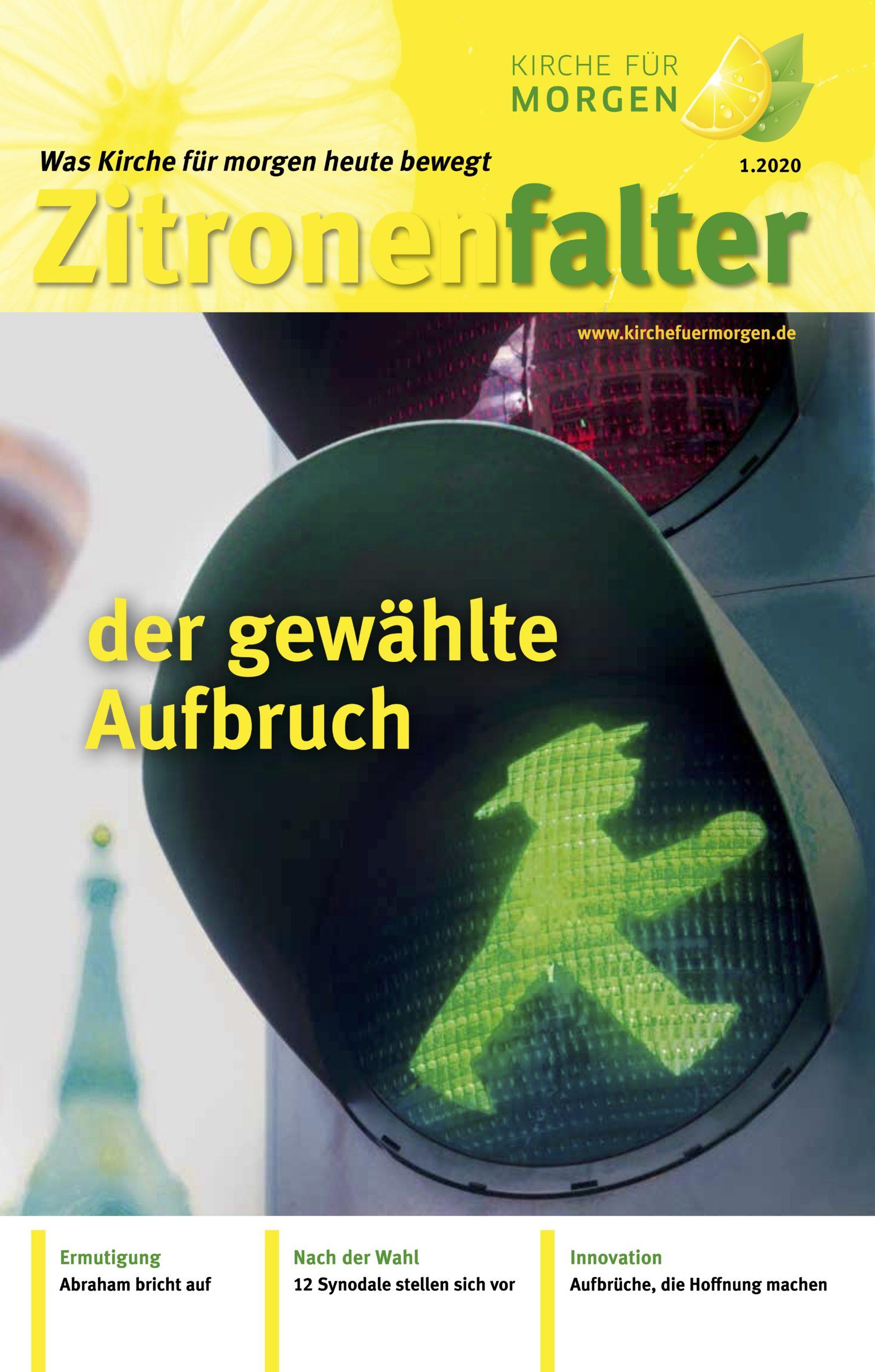 Zitronenfalter 01/2020